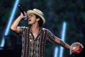 "Bruno Mars ikut ""carpool karaoke"""