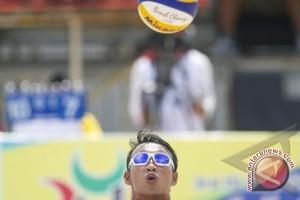 Sumsel tuan rumah kejuaraan voli pantai Internasional
