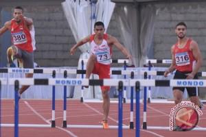 Pon 2016 - Cabang atletik Sumsel baru sumbang dua medali
