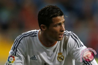 Cristiano Ronaldo hilang kepercayaan terhadap tim medis Real Madrid