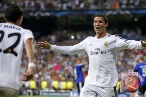 Ronaldo minta jadi penendang penalti terakhir