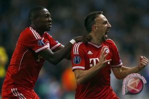 Bayern singkirkan Sevilla untuk menuju empat besar