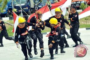33.000 Tagana diterjunkan ke lokasi banjir