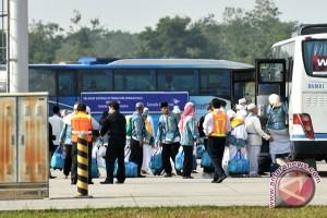 Pelunasan biaya perjalanan haji Sumsel hampir rampung