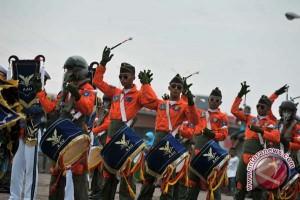 Tujuh provinsi ikut kejurnas drumband junior