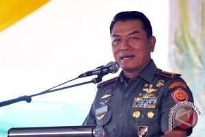 Moeldoko: ISIS tak boleh berkembang di Indonesia