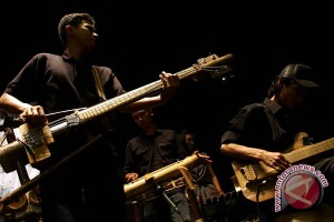 Grup musik jerusji asal Bandung gebrak Belgia