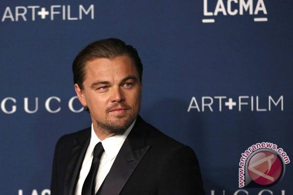 Leonardo DiCaprio kunjungi