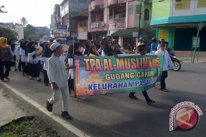 8.000 peserta pawai tahun baru Islam