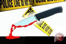 Polres buru tersangka pembunuh istrinya sendiri