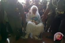 Haji -Jamaah Sumsel tiba di Palembang 29 September