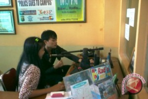 Radio komunitas UBD Palembang peringati Hari Pahlawan