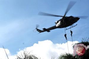 RI-Singapura latihan militer bersama di Riau