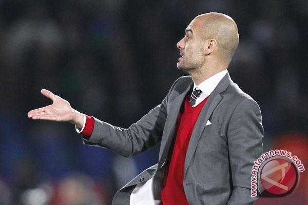 Guardiola akui kesalahannya di Manchester City
