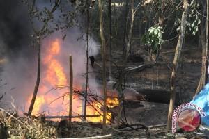 Korban tewas sumur meledak di Aceh Timur menjadi 15 orang