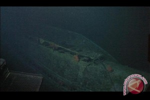 Bangkai kapal selam pranuklir terbesar Jepang era PD II ditemukan di perairan Hawaii
