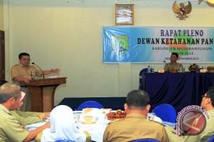 Pemkab Musi Banyuasin evaluasi program ketahanan pangan