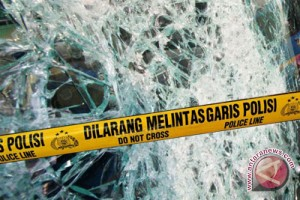 Kecelakaan di Jalinsum seorang korban tewas