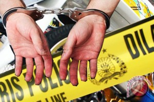 Polisi bekuk pencuri kabel Jakabaring Sport City