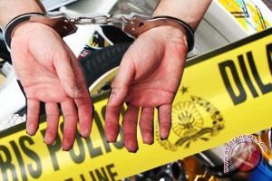 Pencuri nekat, berani curi motor dinas polisi