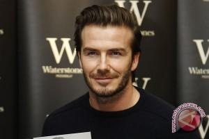 David Beckham ungkap ketakutannya selama di MU