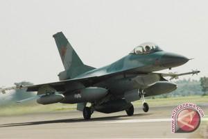 Pesawat F-16 Hibah Amerika Tiba di Indonesia
