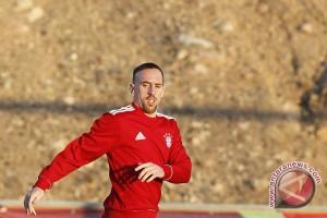 Ribery diragukan dapat tampil saat melawan Arsenal