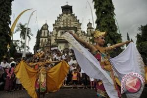 Seniman Bali ikut Festival Maroco Afrika