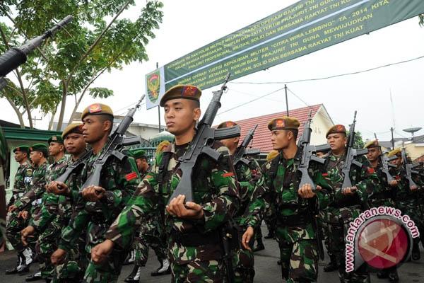 TNI AD gelar pameran alutsista di kampus