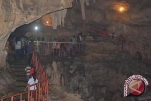 Dinas Pariwisata lengkapi fasilitas umum gua putri