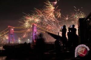 Satlantas kerahkan 250 personil pengamanan tahun baru