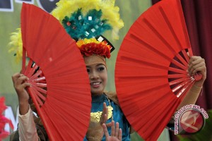 """Tarian """"syukur Kami"""" gambarkan kesuburan Jawa Barat"""