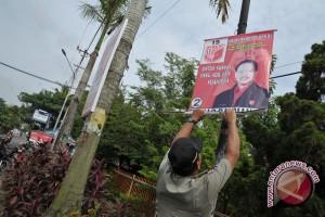 KPU OKU jadwalkan penertiban atribut kampanye