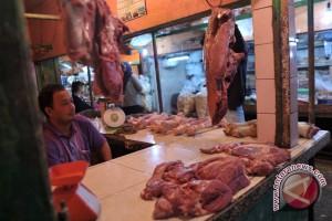 Dinas peternakan musirawas jamin stok daging cukup