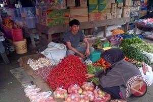 Warga Palembang khawatir harga cabai naik lagi