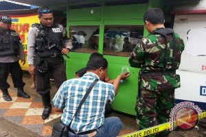 Karyawan CV Fajar Lestari dirampok pelaku bersenjata api