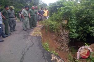 Kecamatan Muara Jaya OKU terancam longsor