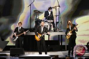 Maroon 5 tampil di konser perayaan The Beatles