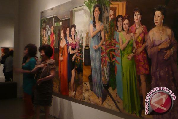 Dewan kesenian gelar melukis massal