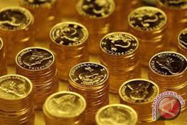 Emas naik ke tertinggi 7-pekan karena dolar melemah