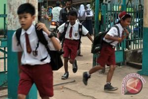 140 sekolah Bengkulu terapkan lima hari sekolah