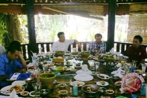 """Pujasera dukung program """"Visit Linggau 2015"""""""