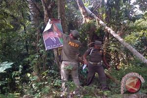 Panwaslu OKU segera tertibkan alat peraga kampanye