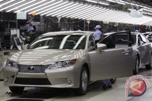 Pertumbuhan penjualan mobil nasional sejuta per tahun