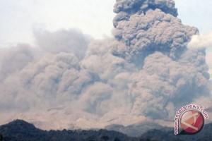 Dua bandara ditutup dampak erupsi