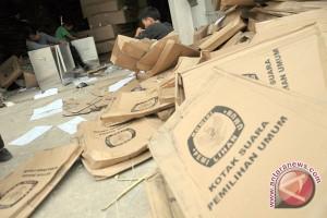 Database KPU Mamberamo Tengah aman setelah dibakar massa