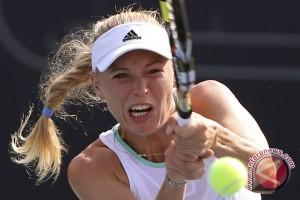 Wozniacki mundur dari Strasbourg karena cedera