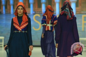 Indonesia diharapkan jadi mode busana muslim dunia