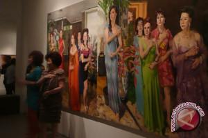 12 seniman lukis Indonesia tampilkan karya di Tiongkok