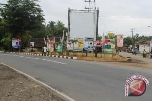 BPMP2T Musirawas tertibkan baliho calon bupati